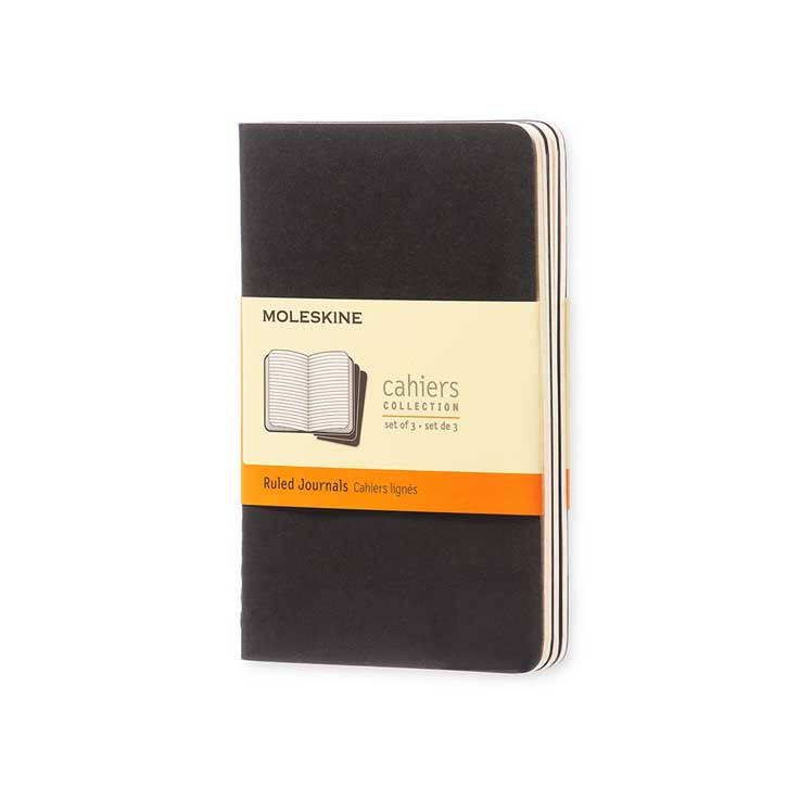 Moleskine Cahier Journals Pocket